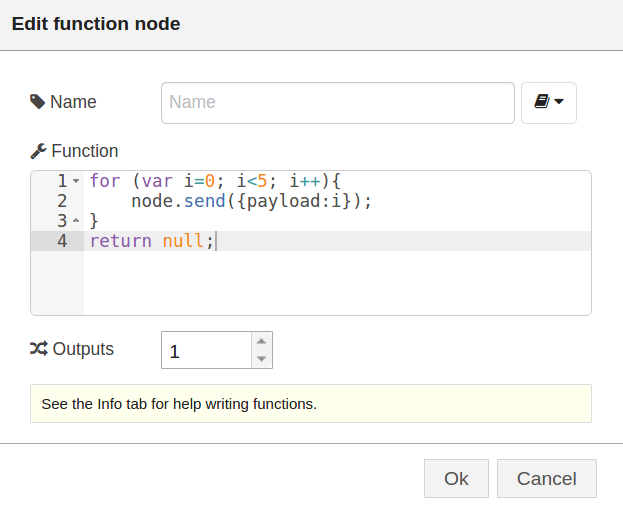function fun should have a prototype