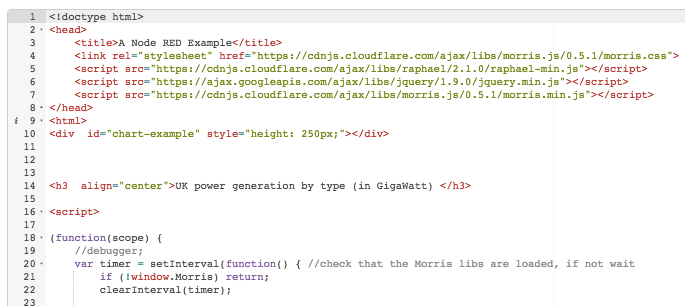 Tutorial: Node-RED dashboards – creating your own UI widget II